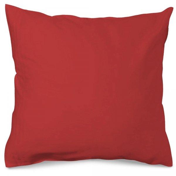 Czerwona poszewka na Jaśka 40x40 cm - Matex