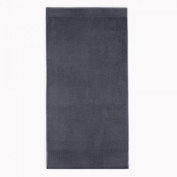 Ręcznik 50x90 100% bawełna - Grafitowy Paulo