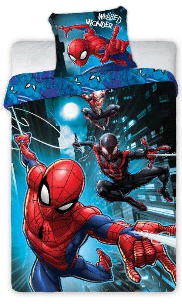 Pościel dziecięca Spider Man 160x200