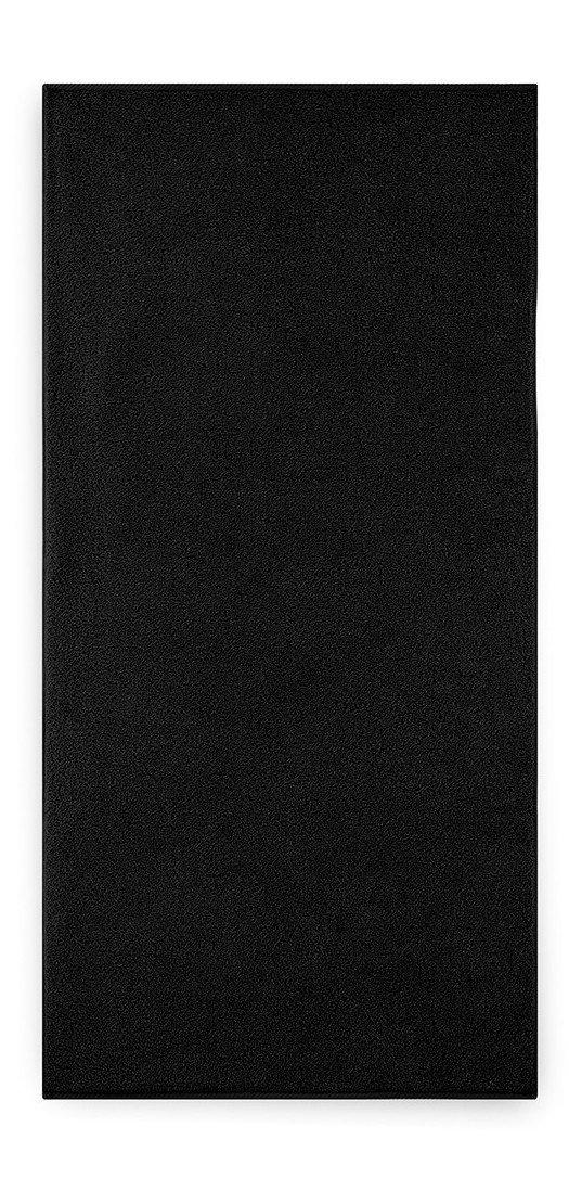 Ręcznik kąpielowy KIWI 2 Czarny - 70x140 cm