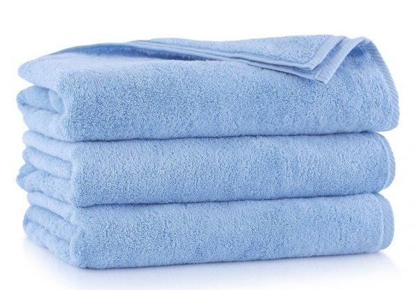 Ręcznik KIWI 70x140 Niebieski - Bawełna Egipska