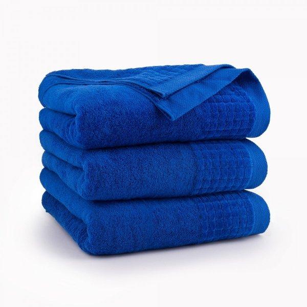 Ręcznik kąpielowy 50x90 Chabrowy Paulo Zwoltex
