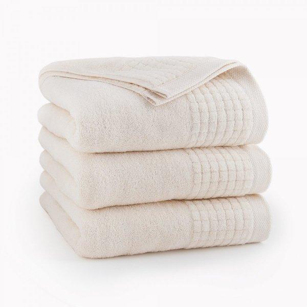 Ręcznik kąpielowy 50x90 Ecru Paulo Zwoltex
