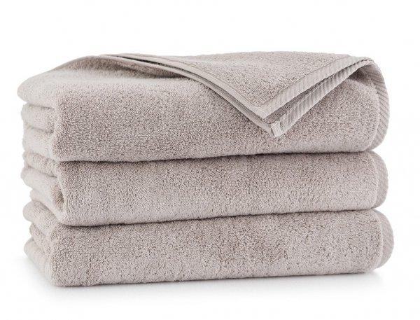 Ręczniki kąpielowy Zwoltex Kiwi 2 Sand 50x100 cm