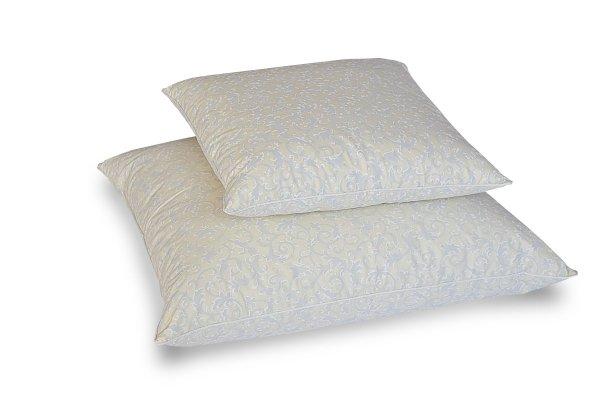 Poduszki z pierza dartego ręcznie Polpuch