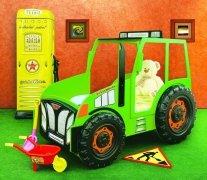 Łóżko dziecięce Traktor