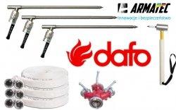 Zestaw lanc mgłowych DAFO W42