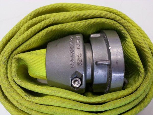 Łącznik skręcany do węża 52 dwuczęściowy