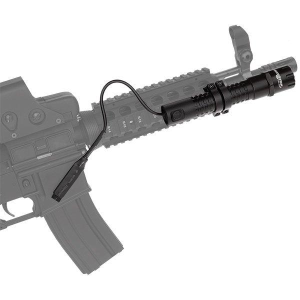 Latarka do broni długiej Nightstick TAC-460XL-K01 zestaw