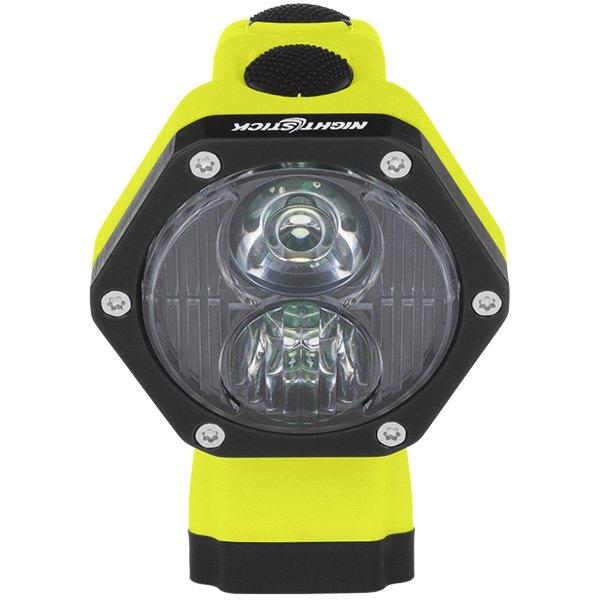 ISKROBEZPIECZNA ŁADOWALNA LATARKA NAHEŁMOWA LED NIGHTSTICK XPR-5560G