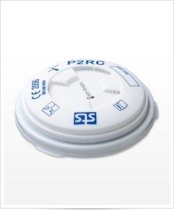 Filtr cząstek stałych Shigematsu P2RC do masek wielokrotnego użytku do filtra gazowego