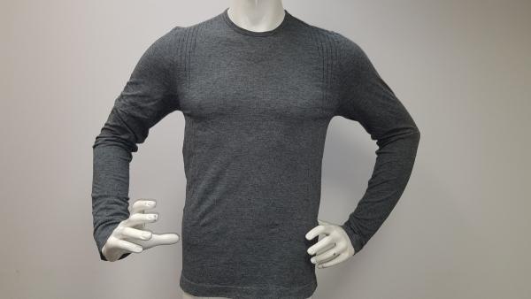 Bielizna podbarierowa Brubeck Protect trudnopalna/antystatyczna - koszulka długi rękaw