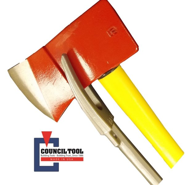 "Set of Irons Council Tool z Halliganem 36"" 91cm"