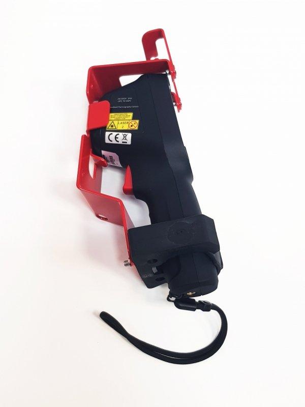 Kamera termowizyjna AttackCam S6 z ładowarką samochodową