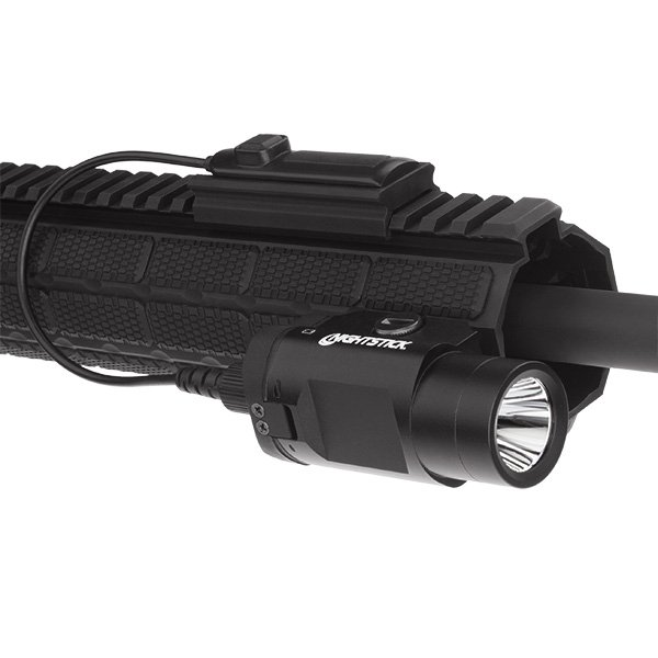 Latarka taktyczna Nightstick TWM-854XL montowana do broni długiej
