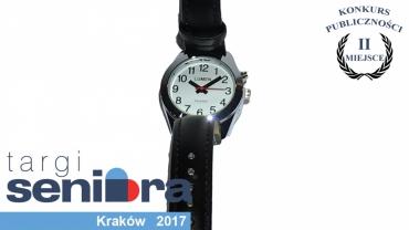 TEMPUS - damski zegarek mówiący