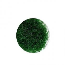 Hedvábné řasy Zelené D 0,20