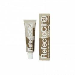 Augenbrauenfarbe und Wimpernfarbe (mit Gel-Konsistenz) RefectoCil, LICHT BRAUN