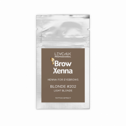Brow Henna (Xenna) in sachets
