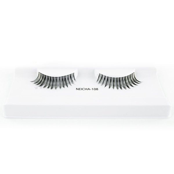 Strip false eyelashes 108