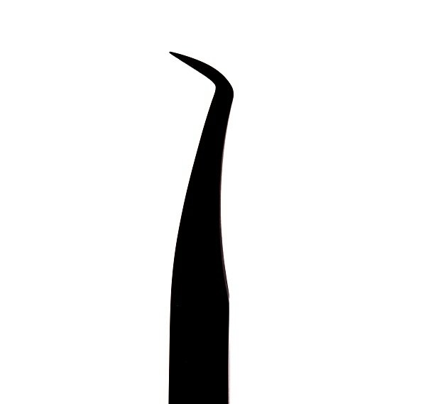 Black tweezer Slim Swan