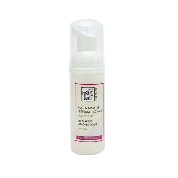 HairWell Eyelash Foam Cleanser