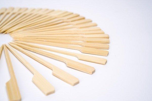BrowXenna® drewniane aplikatory do wosku 100szt