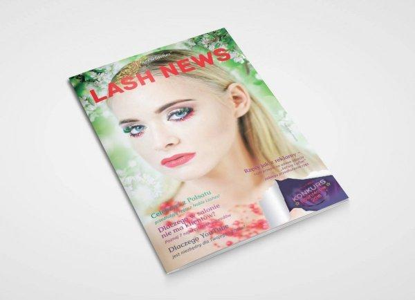 Czasopismo Lash News numer 1/2016