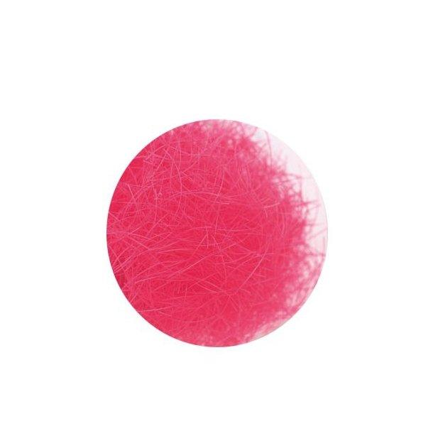 Rzęsy Różowe jedwabne D 0,20