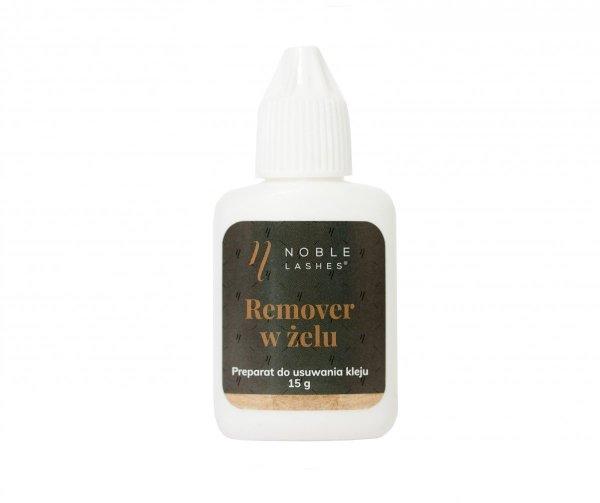 PROMOCJA Remover w żelu do usuwania kleju 15ml (limonka)