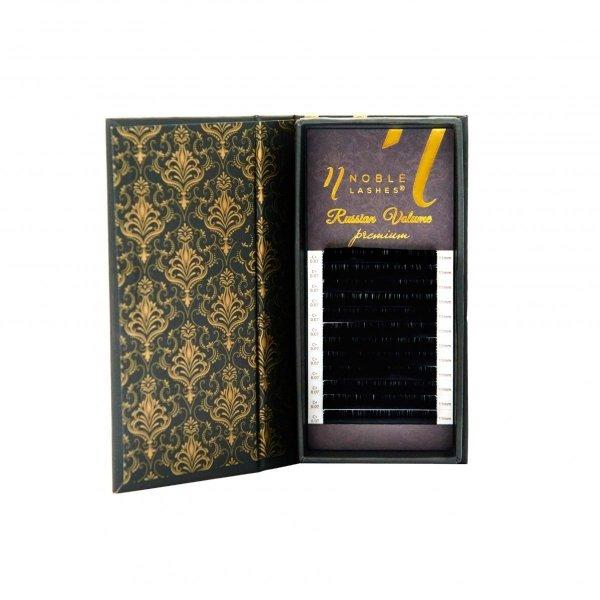 Rzęsy Russian Volume Premium C 0,10