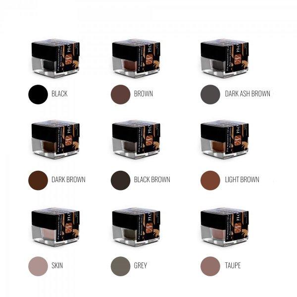 PROMOCJA Pigment kremowy do microbladingu i rekonstrukcji brwi