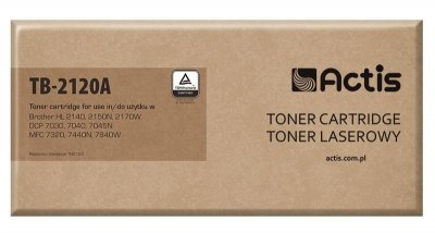 Actis TB-2120A toner Brother TN2120 nowy 100%