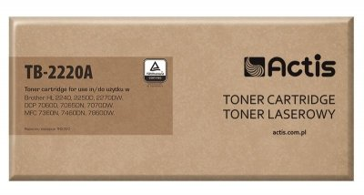 Actis TB-2220A toner Brother TN2220 nowy