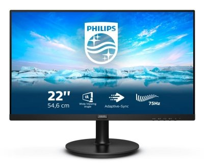 MONITOR PHILIPS LED 21.5 221V8LD/00
