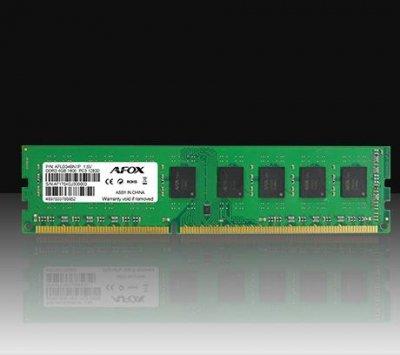 AFOX DDR3 2G 1600MHZ MICRON CHIP AFLD32BM1P