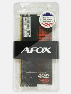AFOX DDR4 2G 2133MHZ MICRON CHIP AFLD42VN1P