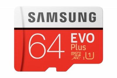 Karta Pamięci Samsung MB-MC64HA/EU