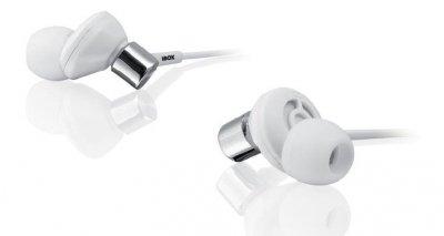 Słuchawki IBOX HPI P009 WHITE SHPIP009W (douszne; NIE; kolor biały
