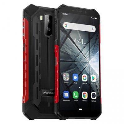 Smartfon Ulefone Armor X3 32GB Red (5,5; dotykowy; 1440x720; 2GB; 5000mAh)