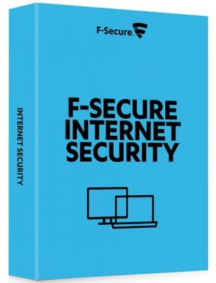 F-secure Internet Security PL 3 PC 2 LATA ESD UPGR