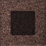 KRATKA kominkowa 11x11 miedziana malowana