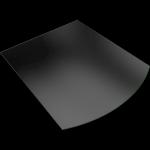 Podstawa szklana MADRIT pod piec wolnostojący