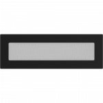 KRATKA kominkowa 11x32 czarna