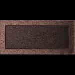 KRATKA kominkowa 17x37 miedziana