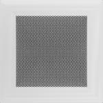 KRATKA kominkowa OSKAR 17x17 biała