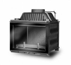 KAWMET Wkład kominkowy W17 14 kW Dekor