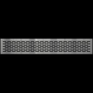 KRATKA kominkowa podłogowa szlif FLOOR 9x60