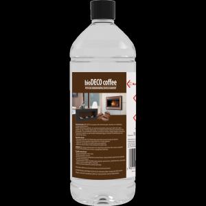 płyn do biokominków - zapachowy - KAWA - op. 1L