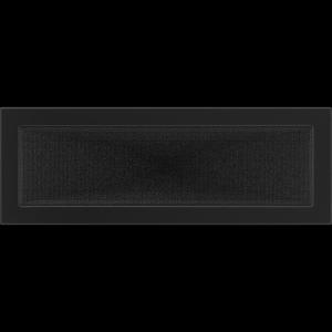 KRATKA kominkowa 17x49 czarna